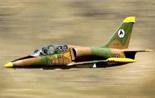 Aero L-39 aircraft
